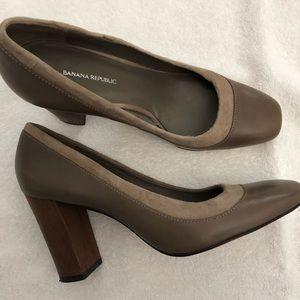 Banana Republic Shoes, Size 7.5, Gentle Use